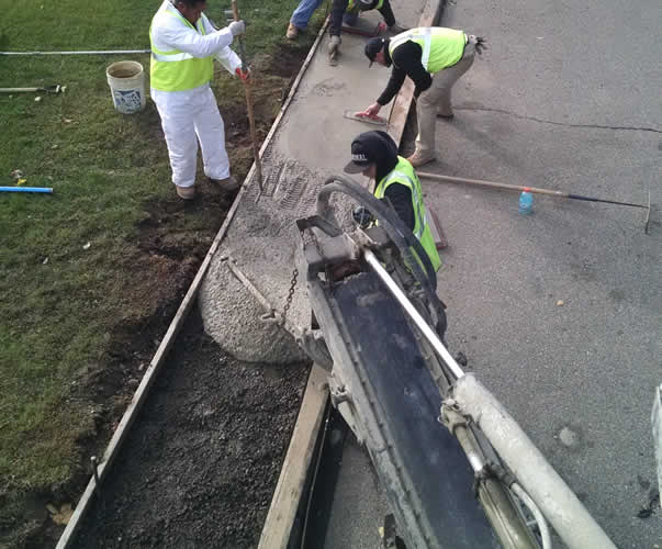 HOLES Solutions Residential and Commercial Concrete Services