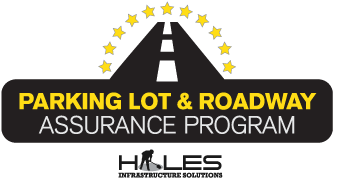 HOLES Solutions Parking Lot and Roadway Assurance Program (PLRA).