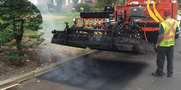 HOLES Infrastructure Solutions - the number one asphalt paving contractor in the New Jersey - New York Metropolitan Area
