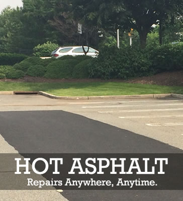Infrared Asphalt Repair NJ