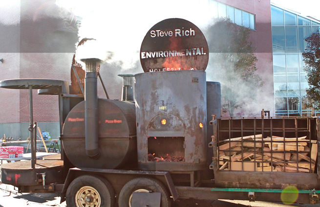 The TankQue™ from the Steve Rich Group